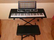 Keyboard Yamaha YPT 210 neuwertig
