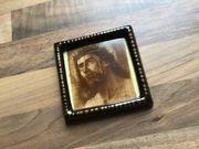 Jesus Keramik Fliese limitiert Signiert