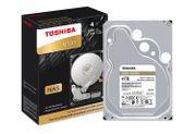 Toshiba N300 4TB NAS Festplatte