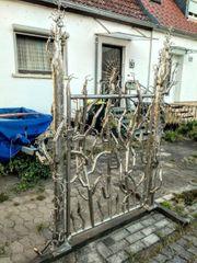 Edelstahltor - Springbrunnen - Fenstergitter