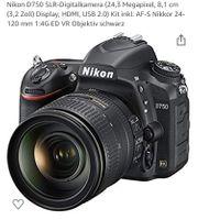 Nikon D750 24 3 Megapx