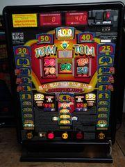 Geldspieler Spielautomat TOM-TOM von NSM