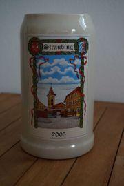 Straubinger Volksfestkrug 2005