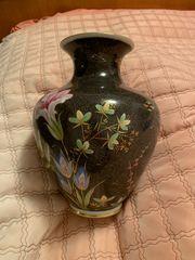 Rosenthal Vase Nizza Handgemalt