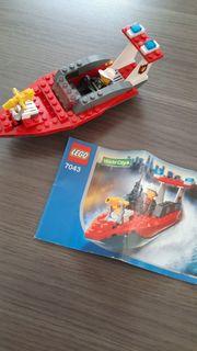 Set Feuerwehr Lego 7240