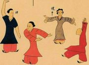 VHS-Kurs Großer Tanz - Qigong für
