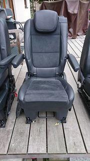 2 Sitzreihe für VW Sharan