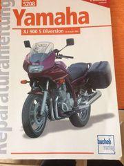 Reparaturanleitung für Yamaha XJ900S Diversion