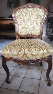 wunderschöne Antike Holzstühle