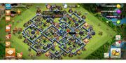 Clash of Clans Th13 MAX