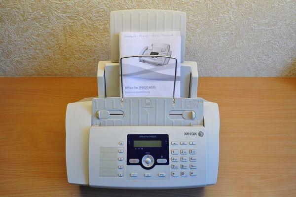 Fax-Gerät