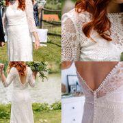 Brautkleid Linea Raffaelli