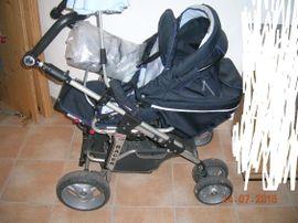 Kinderwagen - Harttan Racer Kinderwagen wendig und