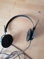 Alte Kopfhörer