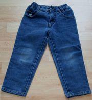 ORIGINAL - Blaue Jeans-Hose - Größe 98 - TOP-Zustand