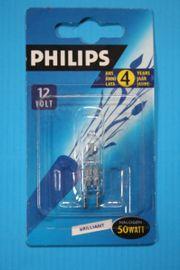 1 x Philips Halogen Stiftsockel