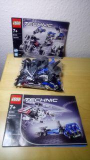 Lego Technic Nr 8433-Set