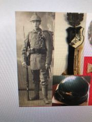 Uniform Mütze Militaria