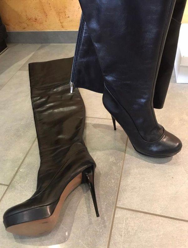 Orig Mori Overknee Boots Stiefel