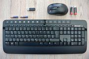 Microsoft Tastatur Wireless Desktop 2000