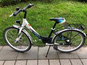 Winora Mädchenfahrrad Ruff Rider 24