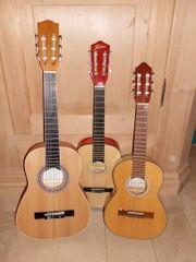 Kindergitarre Konzertgitarre 1 4 1
