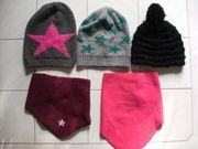 Mützen Schals Tücher Handschuhe Winter
