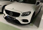 Mercedes W213 E Klasse Spoilerlippe