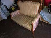 Biedermeier 1 Sessel und 1