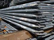 Doppelgeländer Stahl 2 07 m