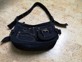 Taschen, Koffer, Accessoires - Damenhandtasche in schwarz