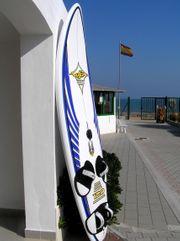 Windsurfboard JP Freeride 129 Liter