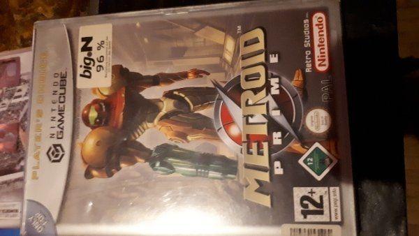 Metroid Prime Game für GameCube