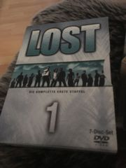 LOST 1 - 6 DVD s