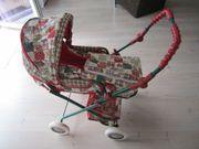 Puppenwagen Kombi 2 in 1