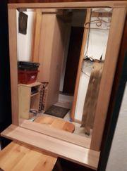 Garderobenspiegel Nature Plus Wandspiegel Spiegel