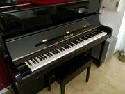 Klavier YAMAHA P121N-Silent Höhe 121cm