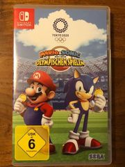 Nintendo Switch Spiel Mario Sonic