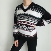 Vintage Pullover Pulli XL sweater