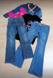 Mädchen Kleidung Gr 164