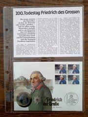 200 Todestag Friedrich des Grossen