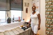 Massage Afrikanische Ganzkörper Behandlung Frühlingsangebot