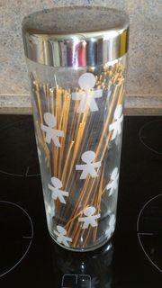 Alessi Original Girotondo Spaghetti Glas