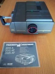 Diaprojektor Multimag 2025af Autofokus