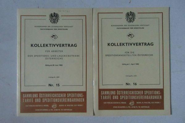 Gewerkschaft 1982 1983