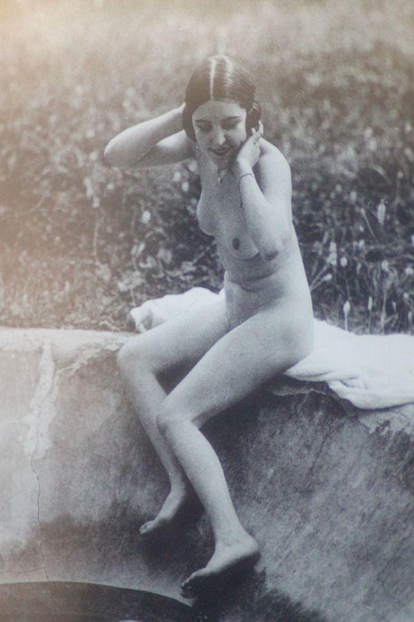 LOVERboy Postcard BI A LADY
