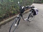 E-Bike City Fahrrad 28 Zoll