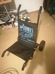 Transport Stuhl Wagen Sitzmöglichkeit