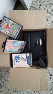 Mega Drive SEGA mit Originalkarton