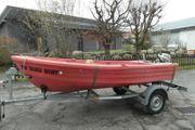 Fischerboot mit Bodenseezulassung